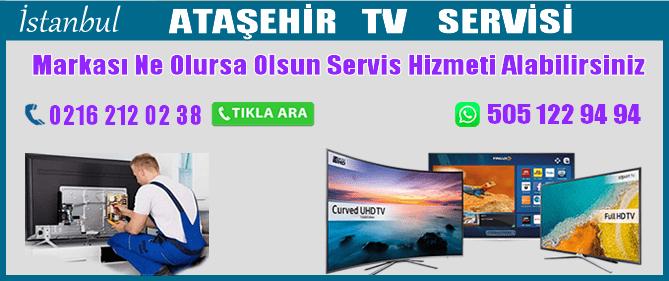 Ataşehir Tv Servisi
