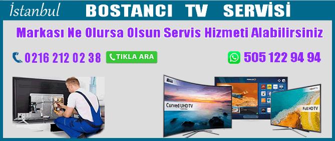 Bostancı Tv Servisi