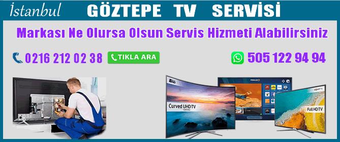 Göztepe Tv Servisi