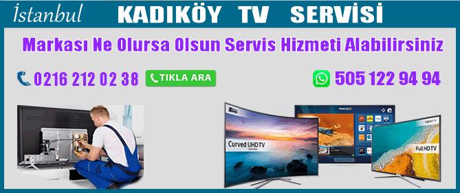 Kadıköy Tv Servisi