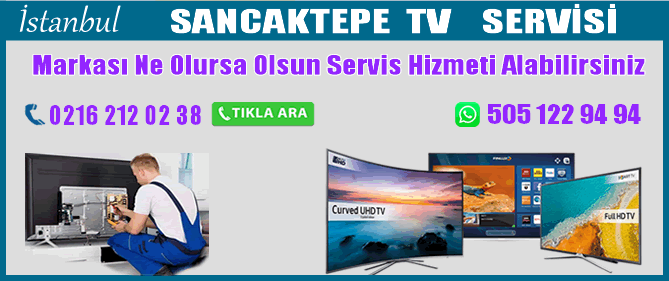 Sancaktepe Tv Servisi