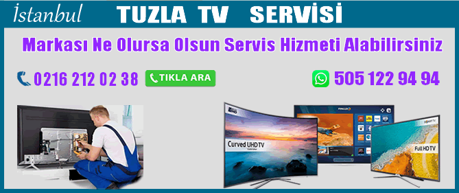 Tuzla Tv Servisi