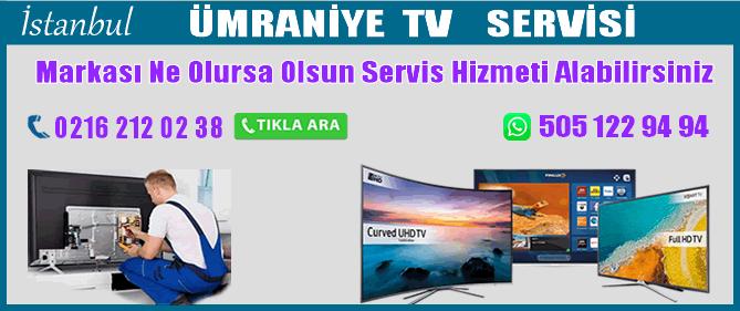 Ümraniye Tv Servisi