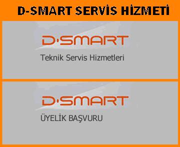 D-Smart Servis Başvuru