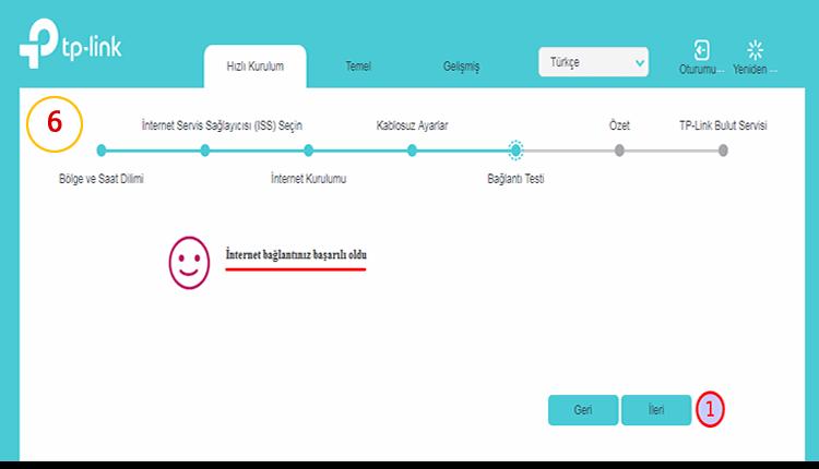 Tp Link Modem Kurulumu Resimli Anlatım